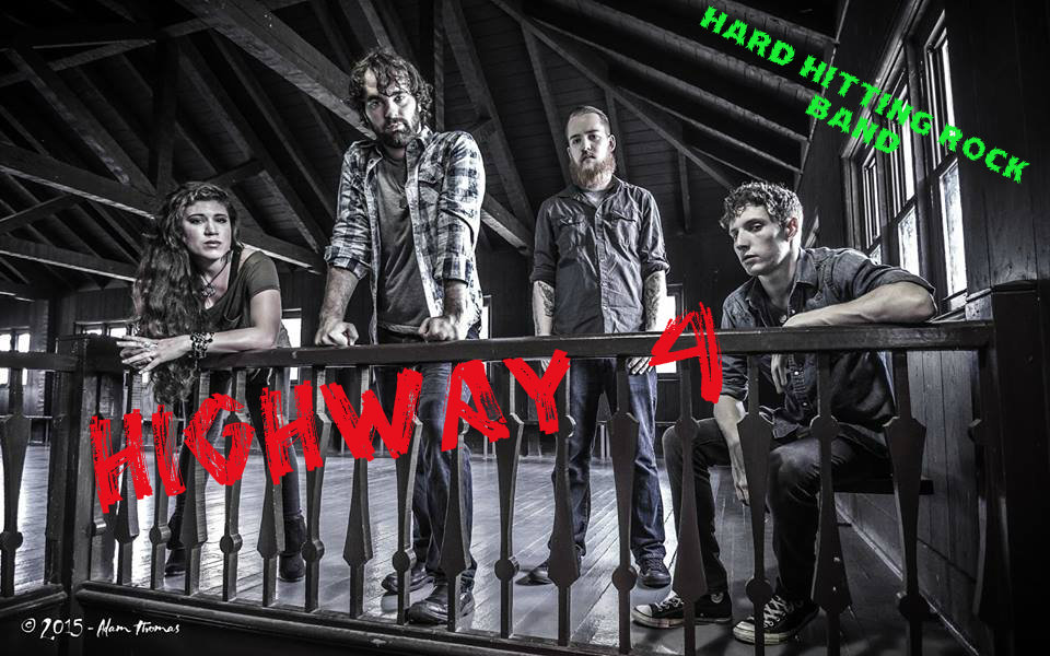 14. Meet The Award Winning Rock Band Called Highway 4