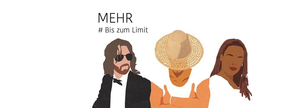 1. Mehr ft Chinnisha – Bis zum Limit