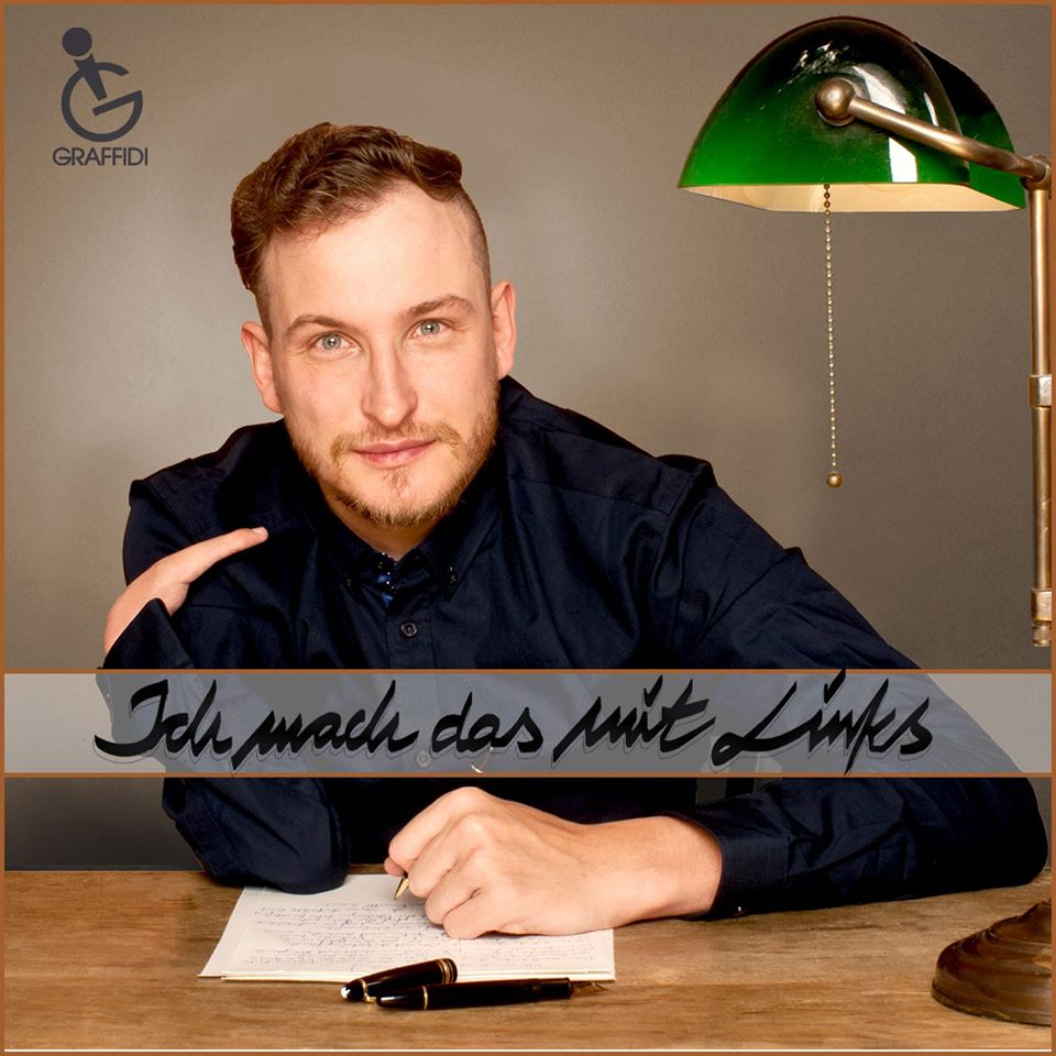 2. Meet Berlin Hot Graffidi with His Hot Rap Track; Live in the middle of life – rape against exclusion