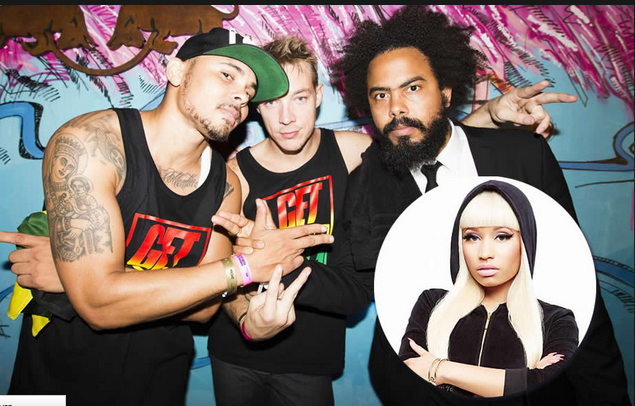 Major Lazer Revealing Niki Minaj to drop new album soon in Music Video