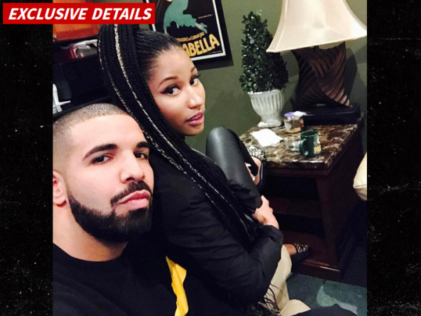 Nicki Minaj And Drake Reunite After Two Years To Call A Truce Following Her Split With Meek Mill