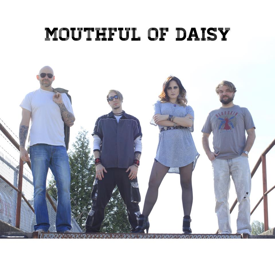 """Meet The 2005 Formed Hip-Hop Group """"Mouthful of Daisy"""". Career Highlight and Video."""
