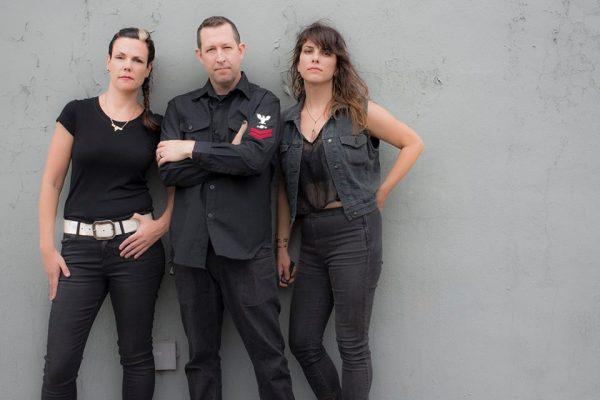 Meet The Brooklyn-based Rock Trio 'Castle Black'