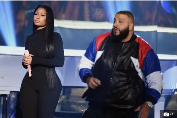 """DJ Khaled Confirms He's Got Nicki Minaj Vocals For """"Grateful"""""""