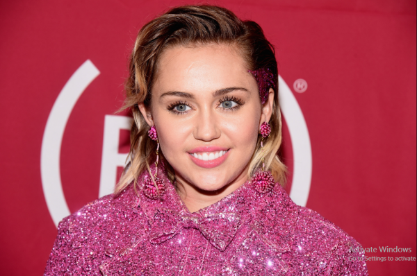 Miley Cyrus Sobs As She Talks About The Victims Of Hurricane Harvey