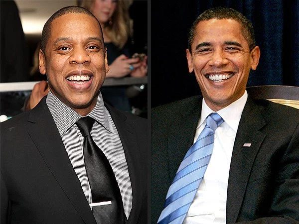 Obama Salutes Jay Z At Songwriter Hall Of Fame Induction