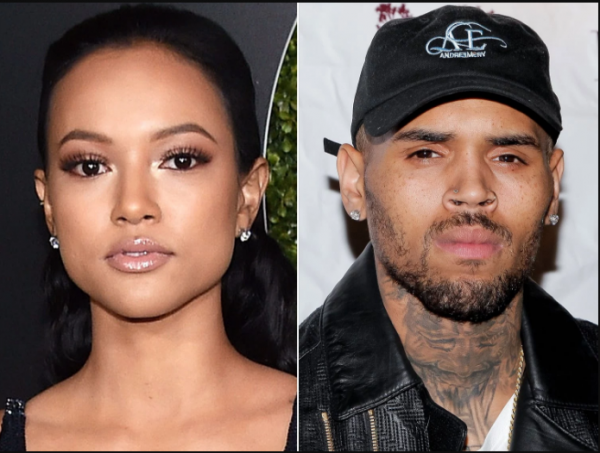 Judge Grants Karrueche Tran 5 Year Restraining Order Against Chris brown