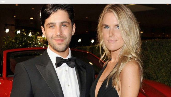 Josh Peck Marries Longtime Sweetheart Paige O'Brien