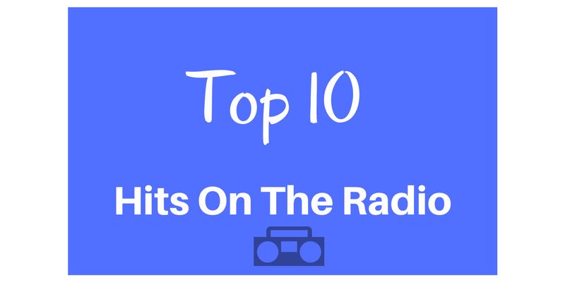 Top 10 Hits On The Radio