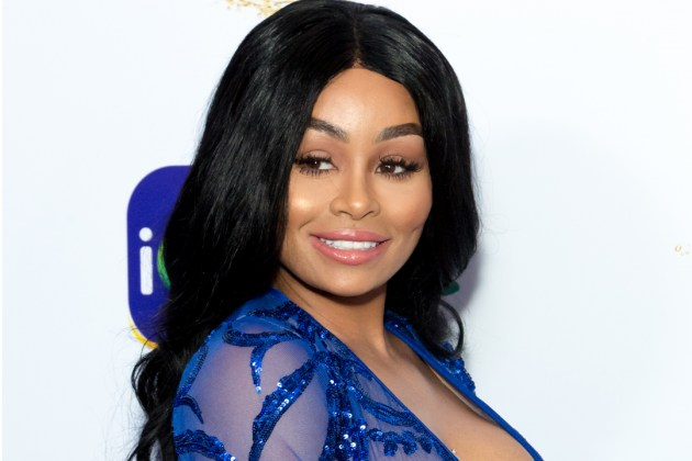 Blac Chyna is Looking To Launch A Rap Career.