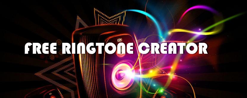 How To Create Custom Ringtones Online Using Using Free Ringtone Creator