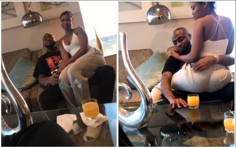 Nigerian Superstar Davido Sex Tape Surfaced (See Video)