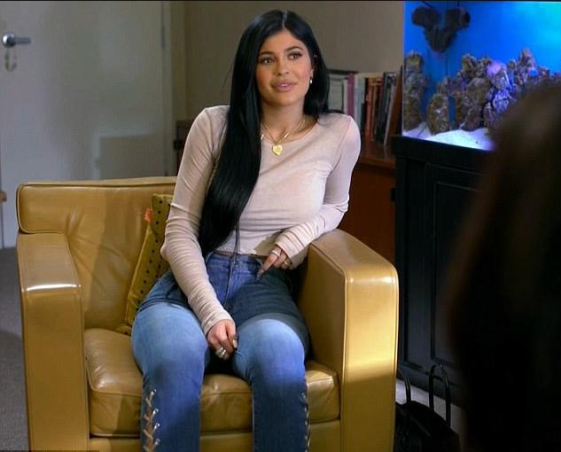 Why I Went For A Bigger Lips: Kylie Jenner reveals incident which motivated her to get bigger lips after she 'didn't feel desirable or pretty'