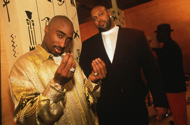 Suge Knight Thinks Rapper Tupac Shakur Is Still Alive