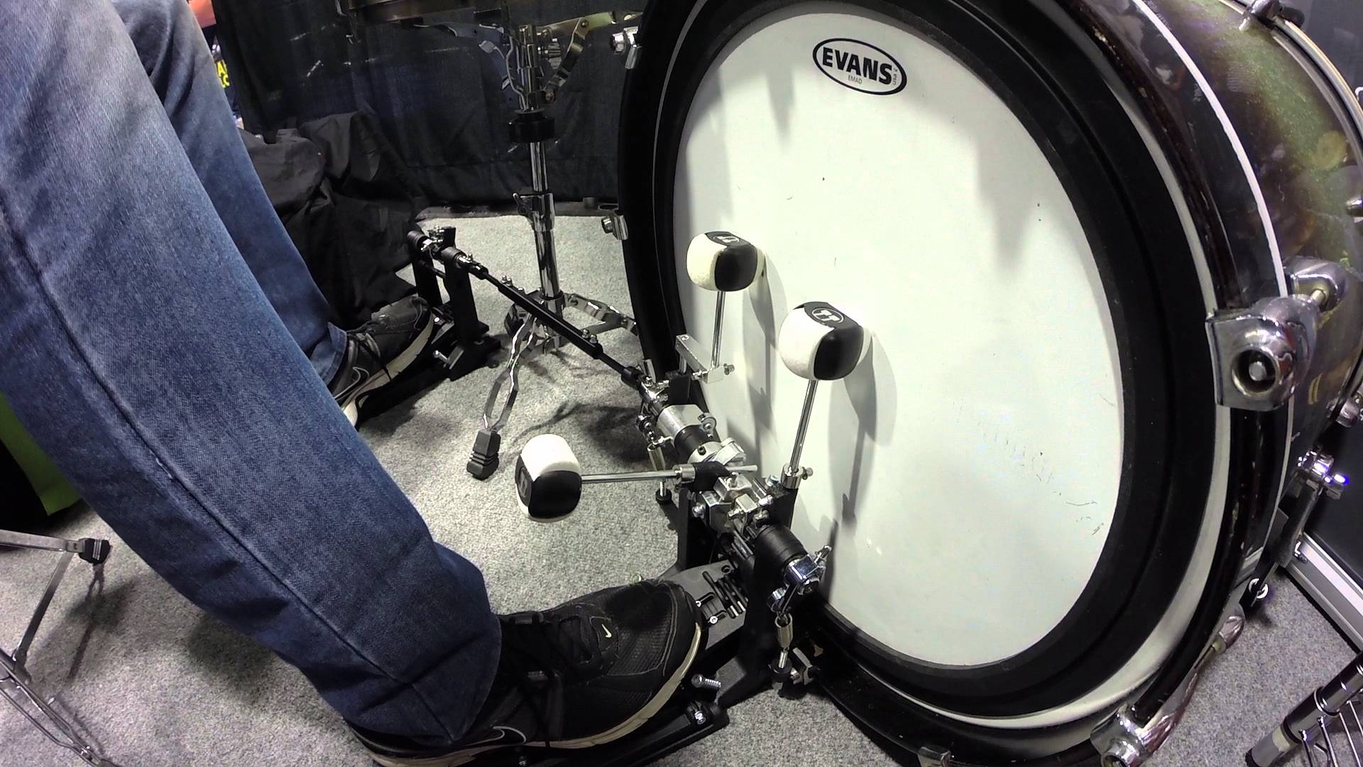 Create a Niche with a Custom Drum Head