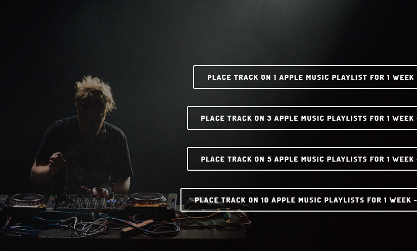 Want to grow your Apple Music plays?