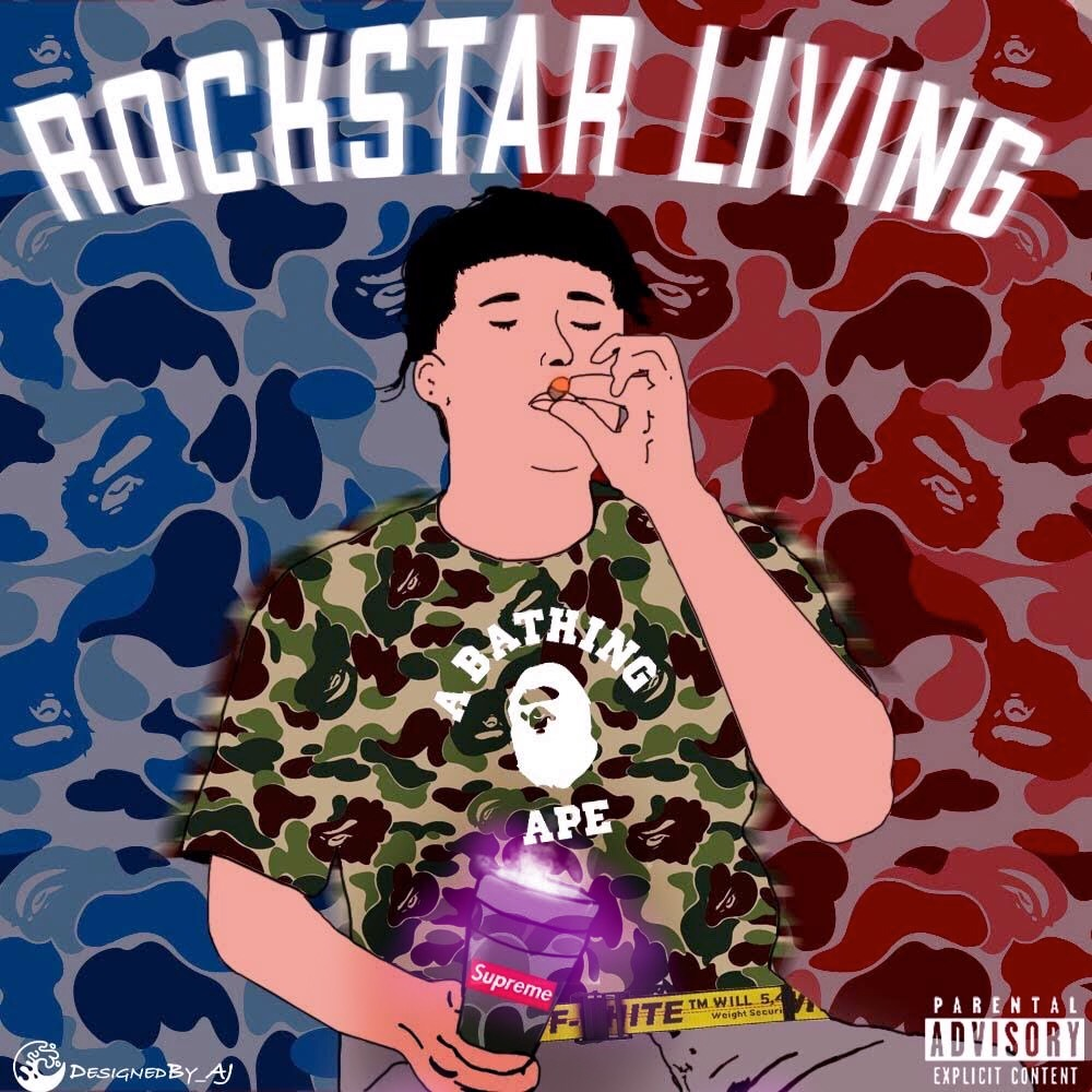 "Sammy Floss Releases New Track Entitled ""Rockstar Living"""