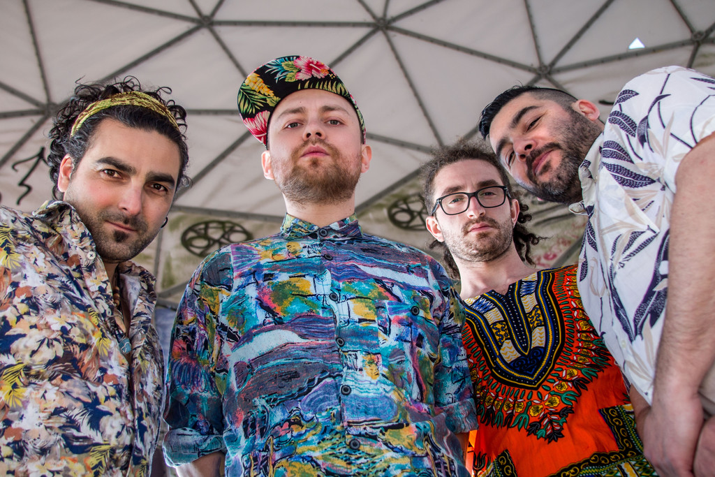 Calle Mambo Out With New Album