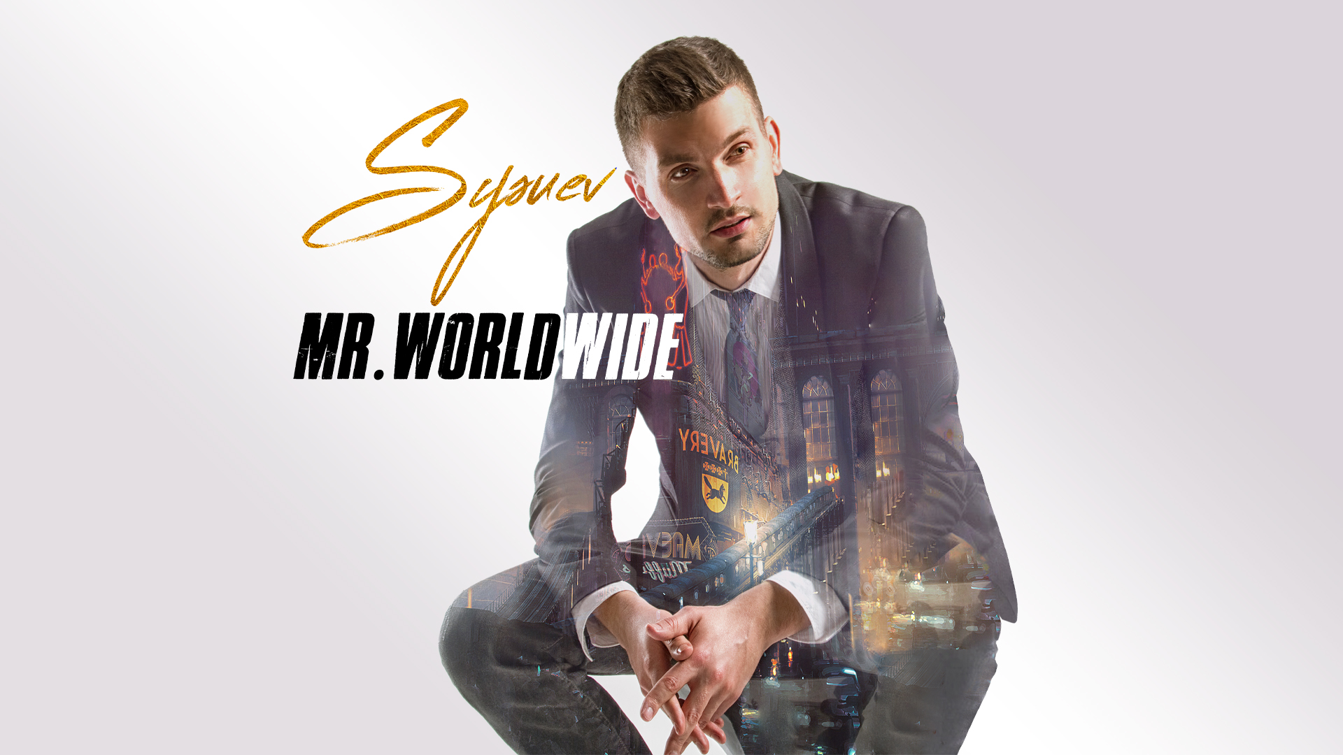 Mr Worldwide By Sysuev