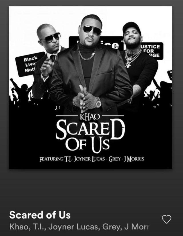"""Khao's """"Scared of Us"""" Unites Us"""