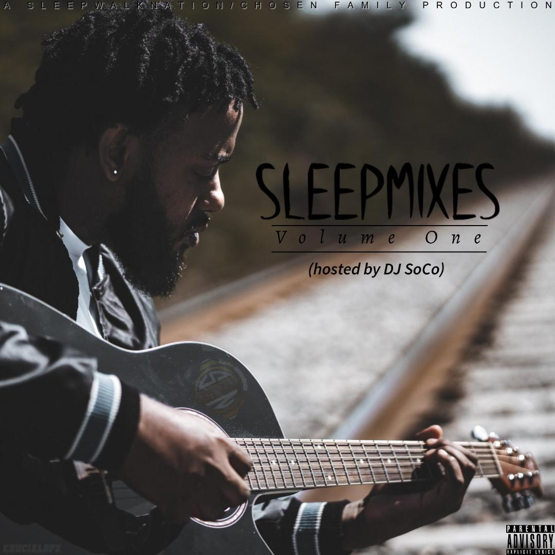 Sleep Walker Comes Alive in SleepMixes:Vol.1