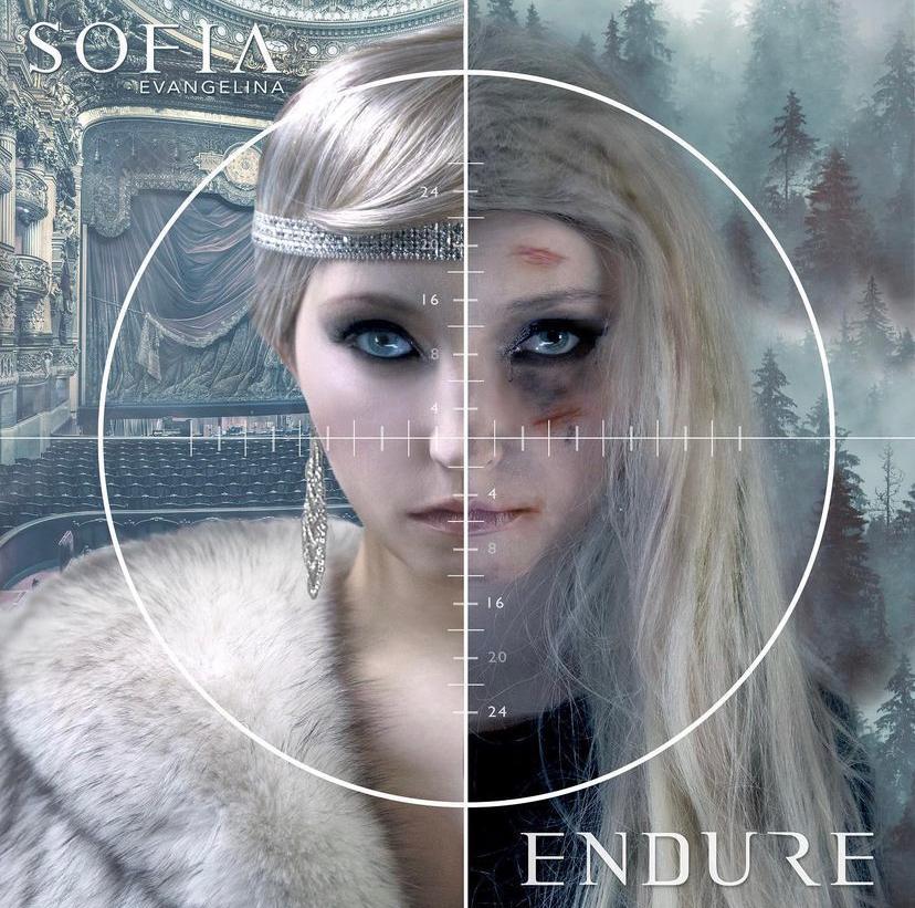 """Sofia Evangelina' """"Endure"""", exudes great pleasure"""