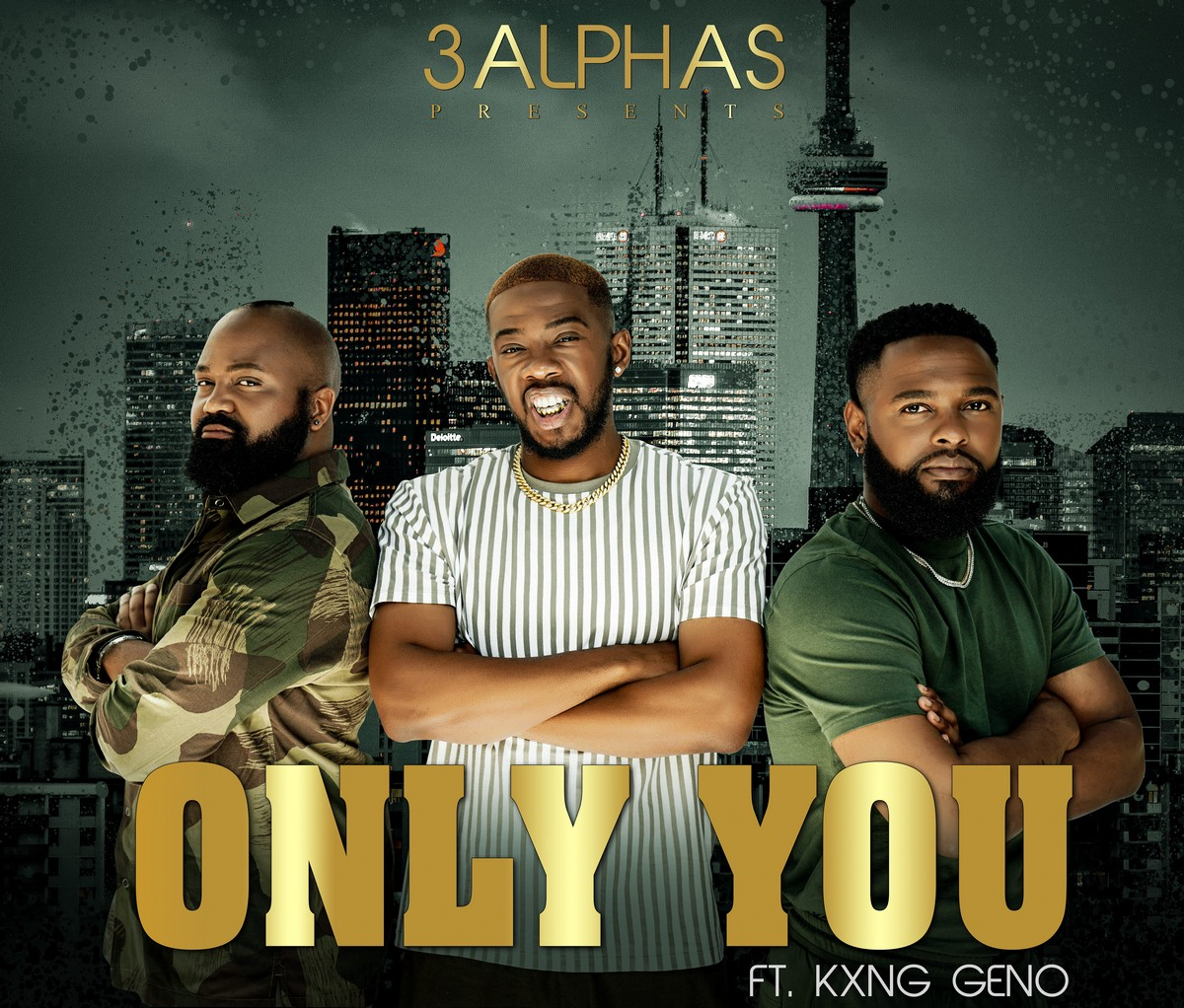 """""""Only You"""" By 3Alphas Feat. Kxng Zeno is a Delight"""
